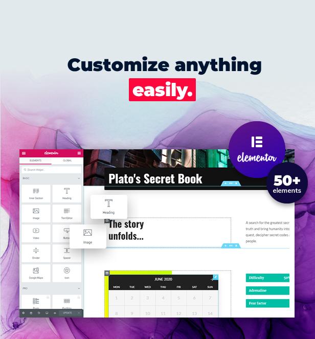 Live Page Builder Elementor